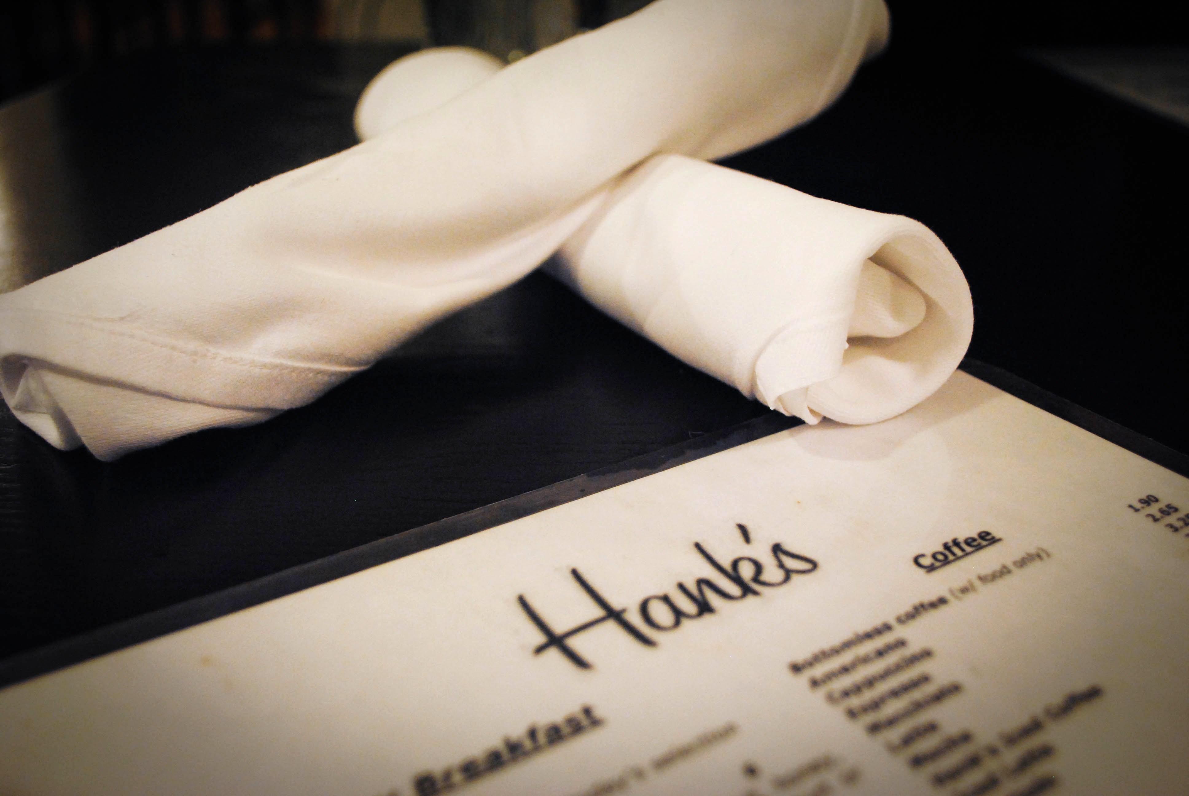 Hank's Cafe