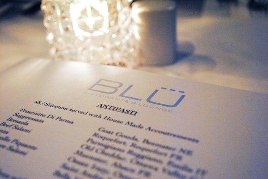 Another amazing dinner @ Blu Ristorante